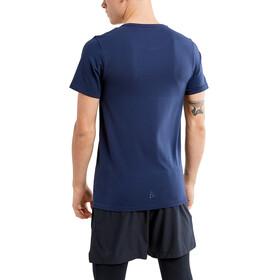 Craft Fuseknit Light Shirt met ronde hals Heren, blaze